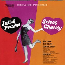 Sweet Charity - Original London Cast