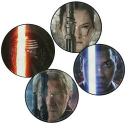 Star Wars: The Force Awakens - Limited Picture Disc
