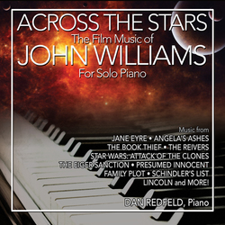 Across the Stars: The Music of John Williams for Solo Piano