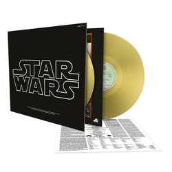 Star Wars: Episode IV - A New Hope - Vinyl Gold Edition