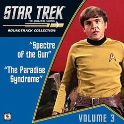 Star Trek - The Original Series 3: Spectre of the Gun / The Paradise Syndrome
