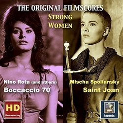 Strong Women: Boccaccio 70 / Saint Joan