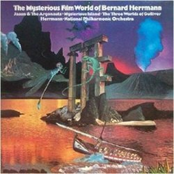 Mysterious Film World of Bernard Herrmann - Vinyl