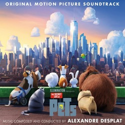 The Secret Life of Pets - Vinyl Edition