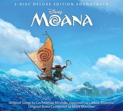 Moana - Deluxe Edition