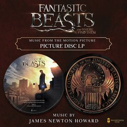 Fantastic Beasts and Where to Find Them - Vinyl