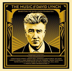 The Music of David Lynch - Vinyl Edition