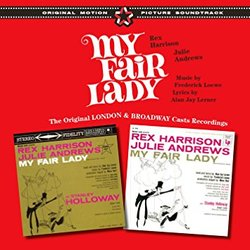 My Fair Lady - Original London & Broadway Cast Recordings