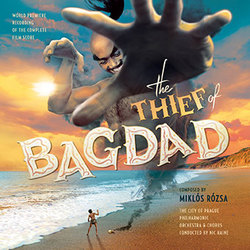 The Thief of Bagdad (2 CD re-recording)
