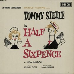Half a Sixpence - An Original Cast Recording