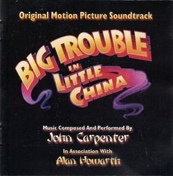 Big Trouble In Little China - Expanded Edition
