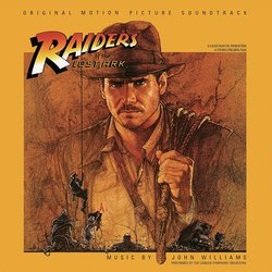 Raiders of the Lost Ark - Vinyl Edition