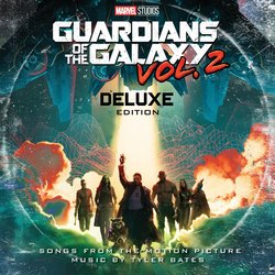 Guardians Of The Galaxy Vol. 2 - Vinyl Deluxe Edition