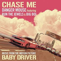 Baby Driver Chase Me Single Soundtrack 2017