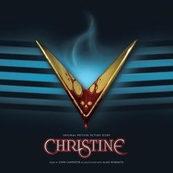 Christine - Blue Vinyl Edition