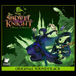 Shovel Knight - Plague of Shadows
