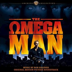 Archive Collection The Omega Man Soundtrack 1971