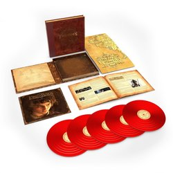 The Lord of the Rings: The Fellowship of the Ring - The Complete Recordings - Vinyl Edition