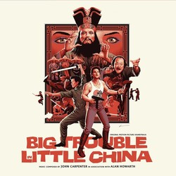 Big Trouble in Little China - Vinyl Edition
