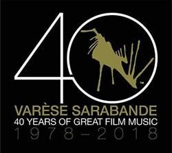 Varese Sarabande: 40 Years of Great Film Music 1978-2018 - Vinyl Edition