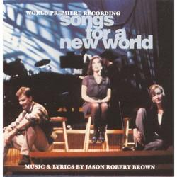 Songs for a New World - Original Off-Broadway Cast Recording