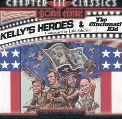 Kelly's Heroes / The Cincinnati Kid
