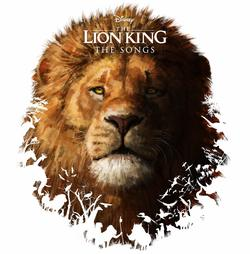 The Lion King The Songs Vinyl Edition Soundtrack 2019