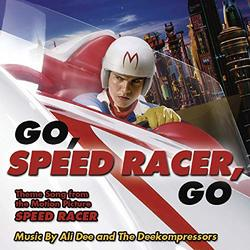 Speed Racer: Go, Speed Racer, Go (EP)