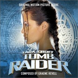 Lara Croft Tomb Raider Original Score 2001