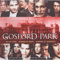 Gosford Park Soundtrack 2001