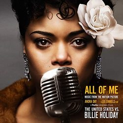 The United States vs. Billie Holiday: All of Me (Single)