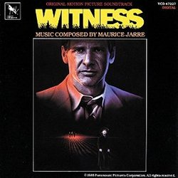 witness soundtrack 1985