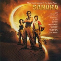 Sahara Soundtrack 2005