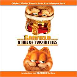 Garfield Garfield A Tail Of Two Kitties Soundtrack 2004 2006