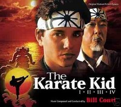 The Karate Kid I - II - III - IV