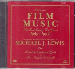 Orchestral Film Music 1969 - 1994