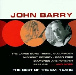 John Barry: The Best of the EMI Years