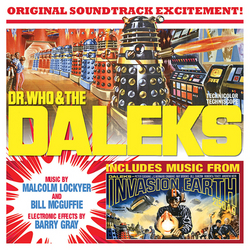 Dr. Who and the Daleks / Daleks' Invasion Earth 2150 A.D.