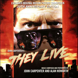 They Live - Expanded 20th Anniversary Edition