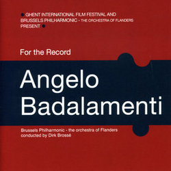 For The Record: Angelo Badalamenti