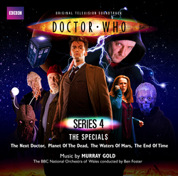Doctor Who - Series 4 - The Specials