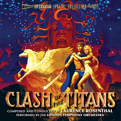 Clash Of The Titans - Complete Score