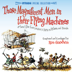 Those Magnificent Men In Their Flying Machines - Limited Edition