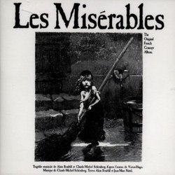 Les Miserables - Original French Concept Album