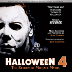Halloween 4 - The Return of Michael Myers - Expanded Edition