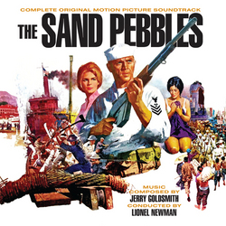 The Sand Pebbles (2CDs)