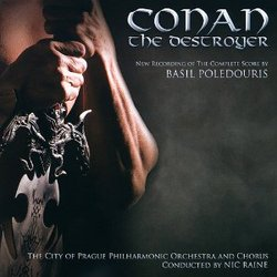 Conan The Destroyer (2CDs)