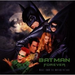 Batman Forever - Music From The Motion Picture