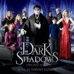 Dark Shadows - Original Score