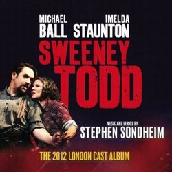 Sweeney Todd - The 2012 London Cast Album